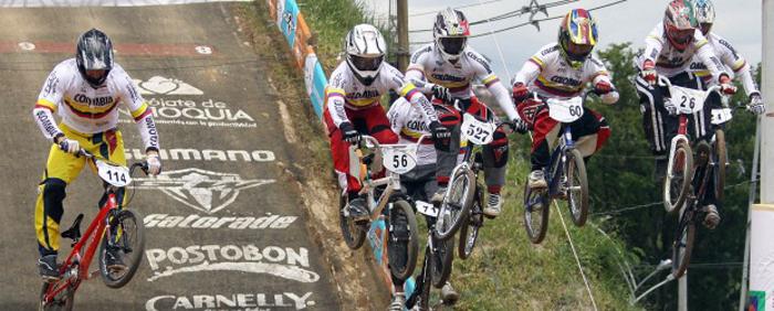 Elevn Racing Rider Augusto Castro