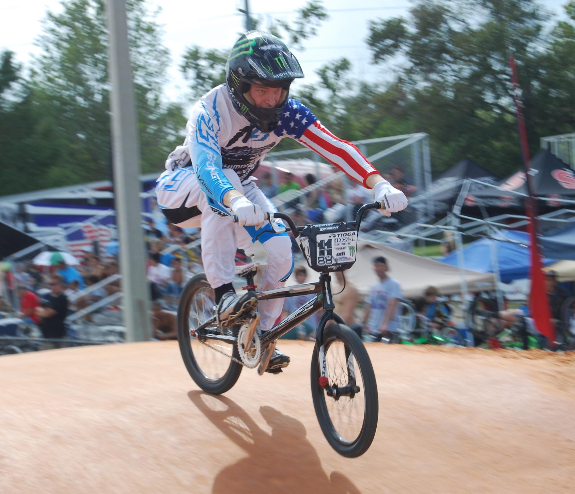 Connor Fields Photos At Usa Bmx Disney Cup In Orlando Bmx Racing