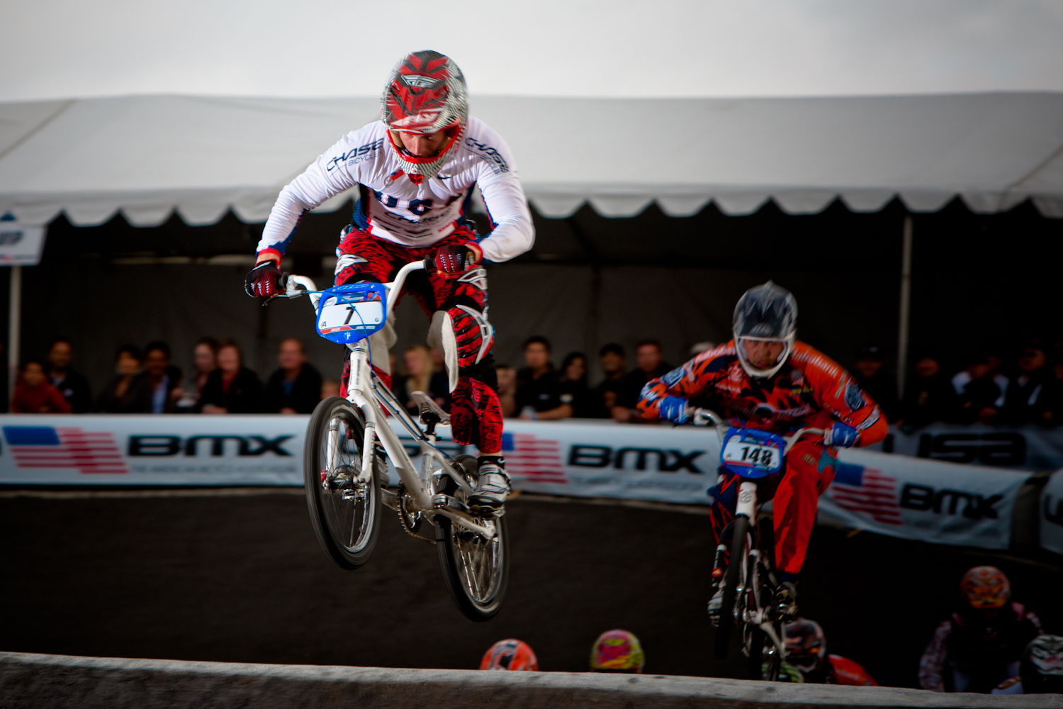 Connor Fields named to USA Cycling funded team for BMX SX World Cup #3