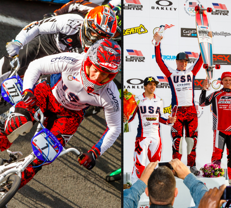Connor Fields wins UCI SX #1 & US Elite National Championship