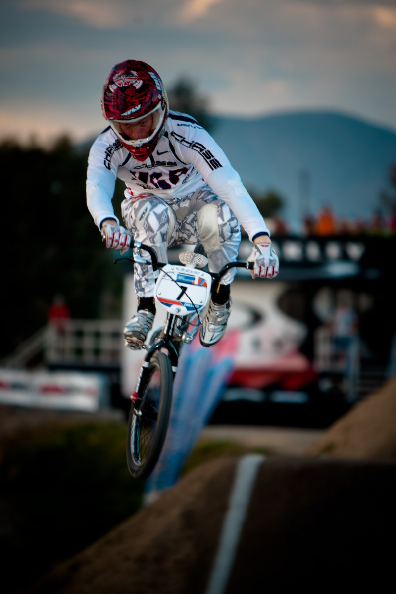 Connor Fields wins the Chula Vista UCI SX Event