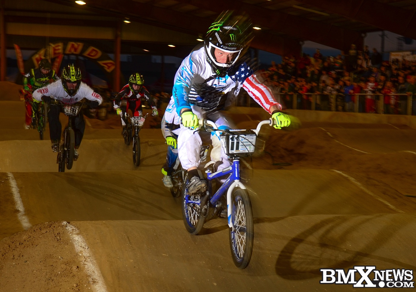 USA BMX Super Nationals Report
