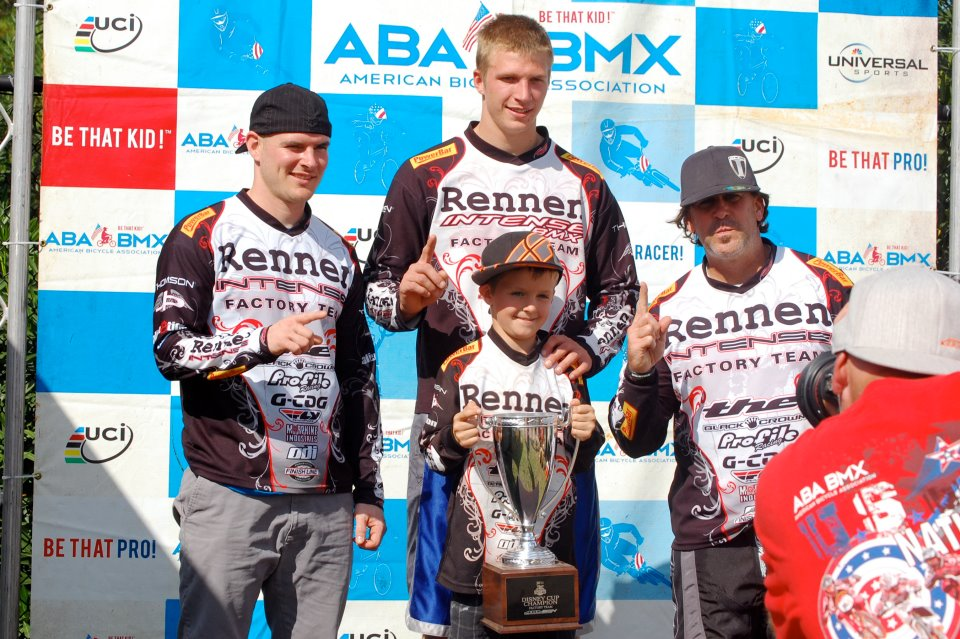 Eleven Racing Supported Team Rennen/Intense Report