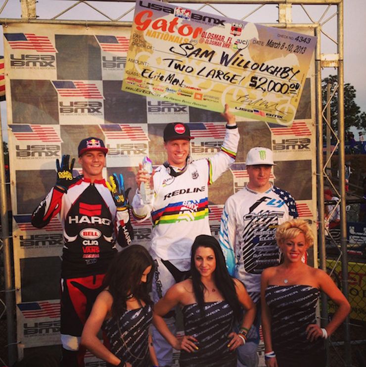 USA BMX Gator National Race Report