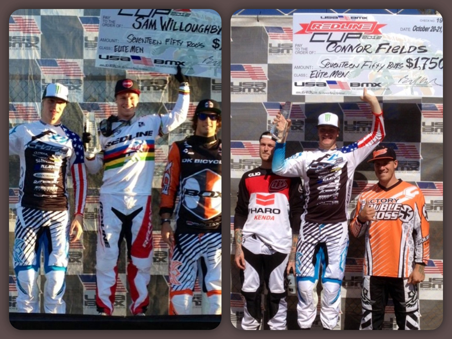 Chase BMX Elite Pro Connor Fields wins in Fresno