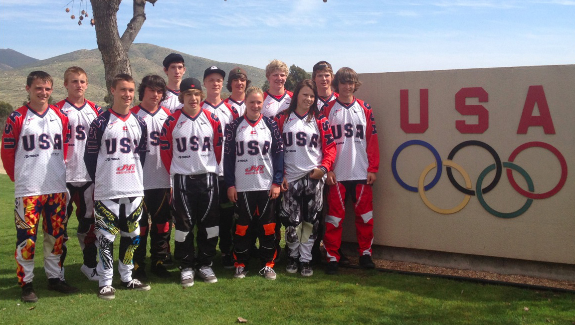 USA Cycling BMX Junior Development Camps Chase BMX/Tioga BMX Report