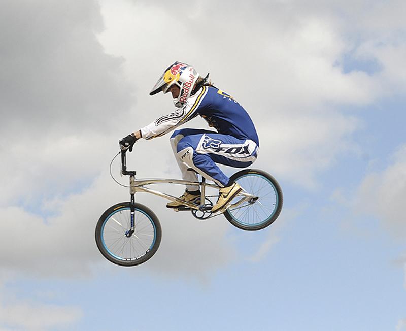 UCI Supercross #2 Race Report