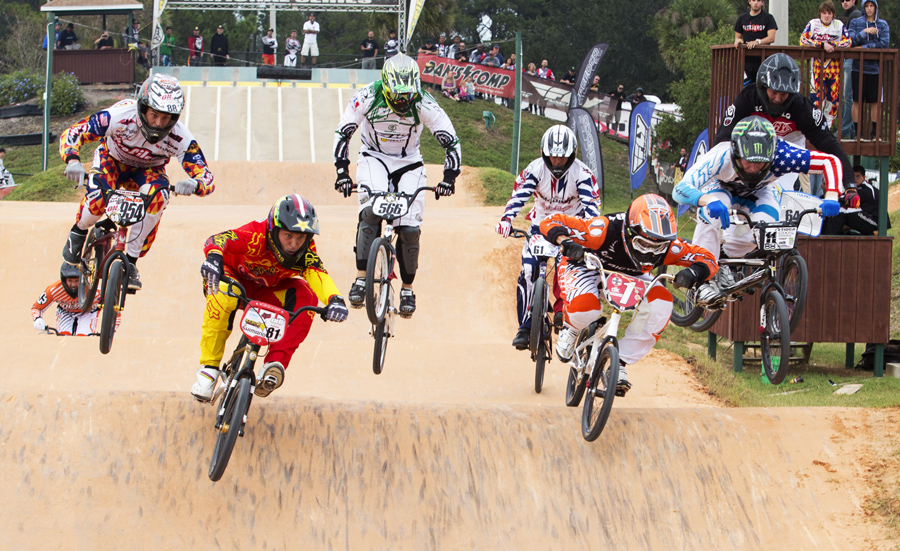 Chase BMX Disney Cup Race Report