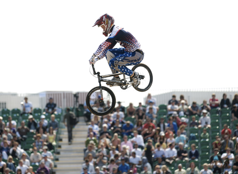 UCI BMX SuperCross Finals at Chula Vista