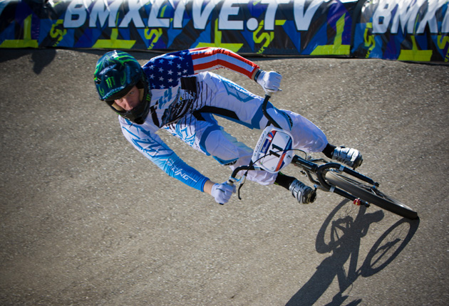 Chase BMX sponsors the UCI SX Series