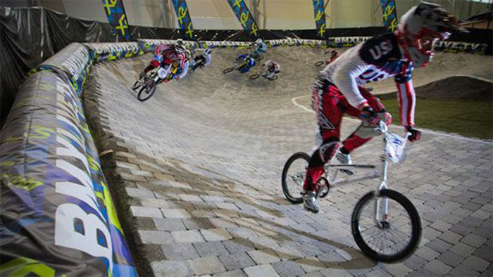 Connor Fields does it again, Winning Elite Men at UCI SX Round #2