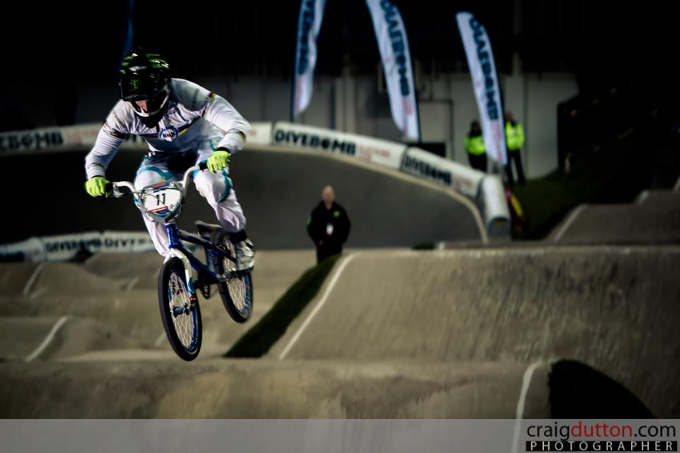 Chase BMX Race Report: UCI SX #1 Time Trial & Super Final – Manchester, UK