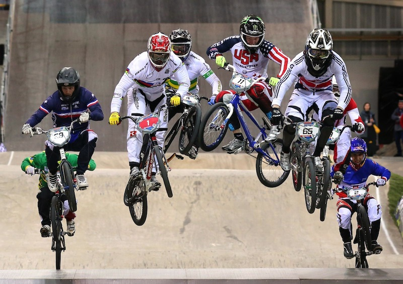 Race Report – UCI BMX Supercross Round #1 – Manchester, UK