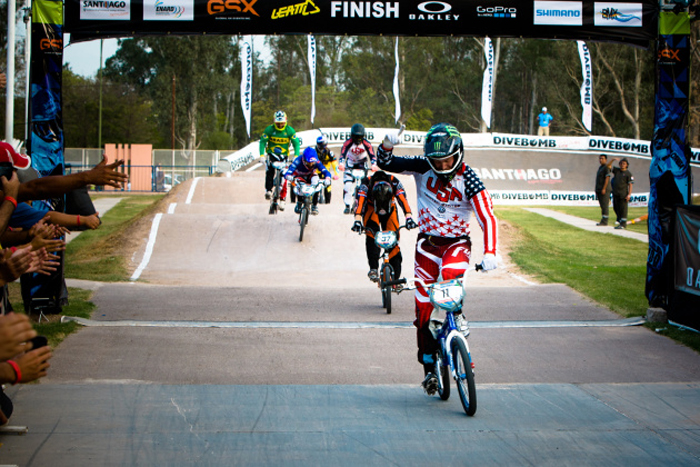 Chase BMX UCI SX #2 Argentina Video Wrap up