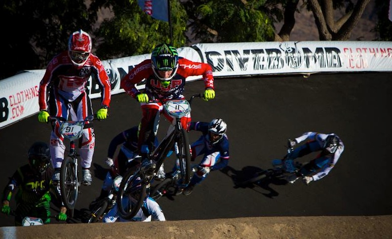 Chase BMX / Connor Fields 2013 UCI BMX SX World Cup wining season recap