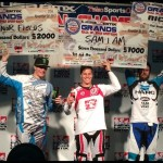 Connor Fields finishes up the 2013 USA BMX Season 2nd overall