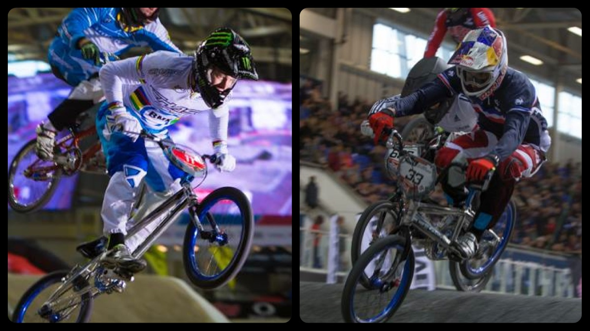 Chase BMX - UCI BMX SX Race Report   The kickoff to the 2014 UCI BMX season was this past weekend at the National Cycling Center in Manchester, England. An incredible venue with a purpose buil...