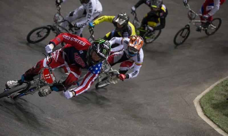 Chase BMX – UCI BMX SX Race Report – Manchester, UK