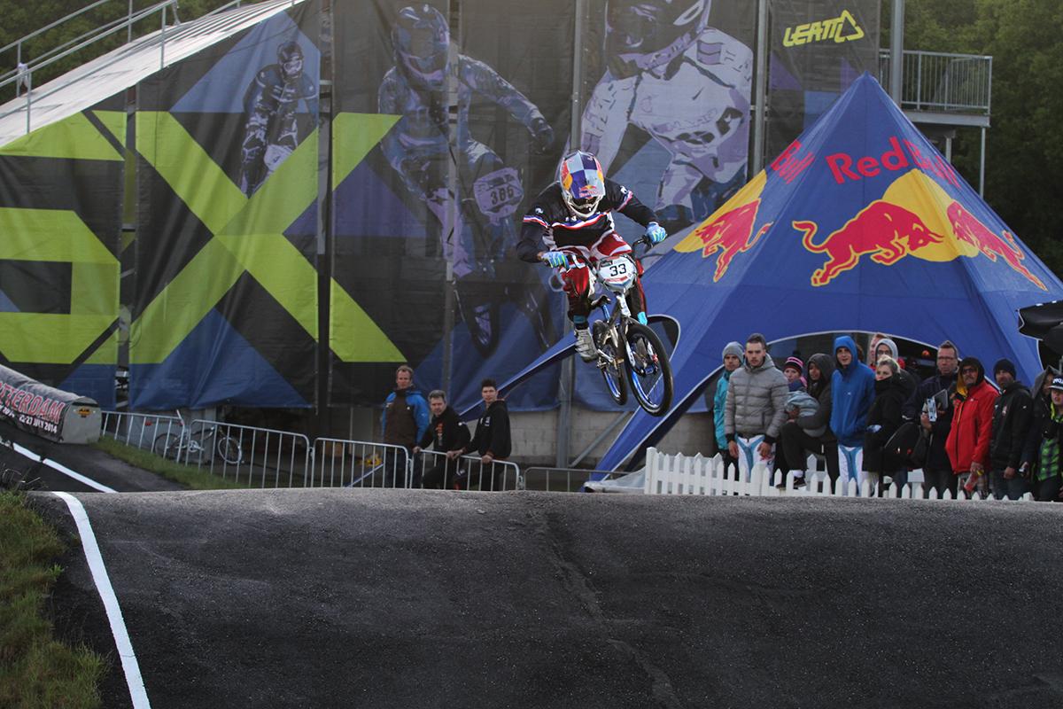 Chase BMX – UCI BMX SX Race Report #2 – Papenpal, Holland