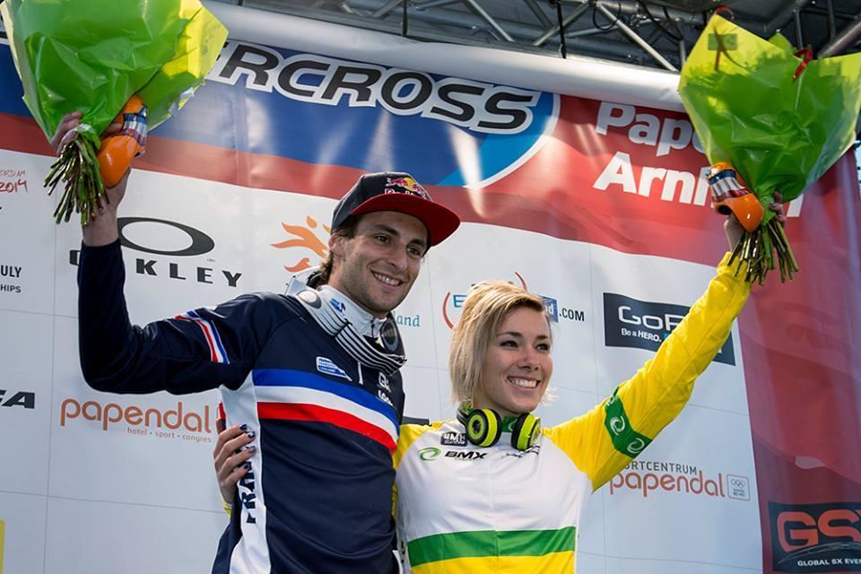 Chase BMX Team Wrap up edit – UCI BMX Supercross #2 Holland