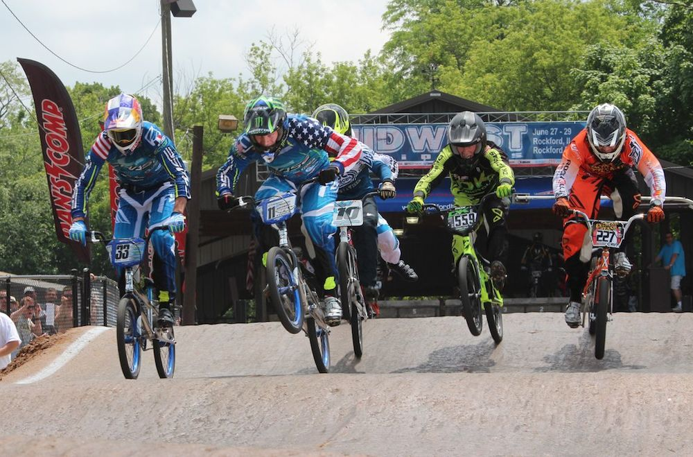Chase BMX Race Report: USA BMX Mid-West Nationals, Rockford, IL