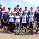 Chase BMX teams up for the USA Cycling BMX Development Camp Series