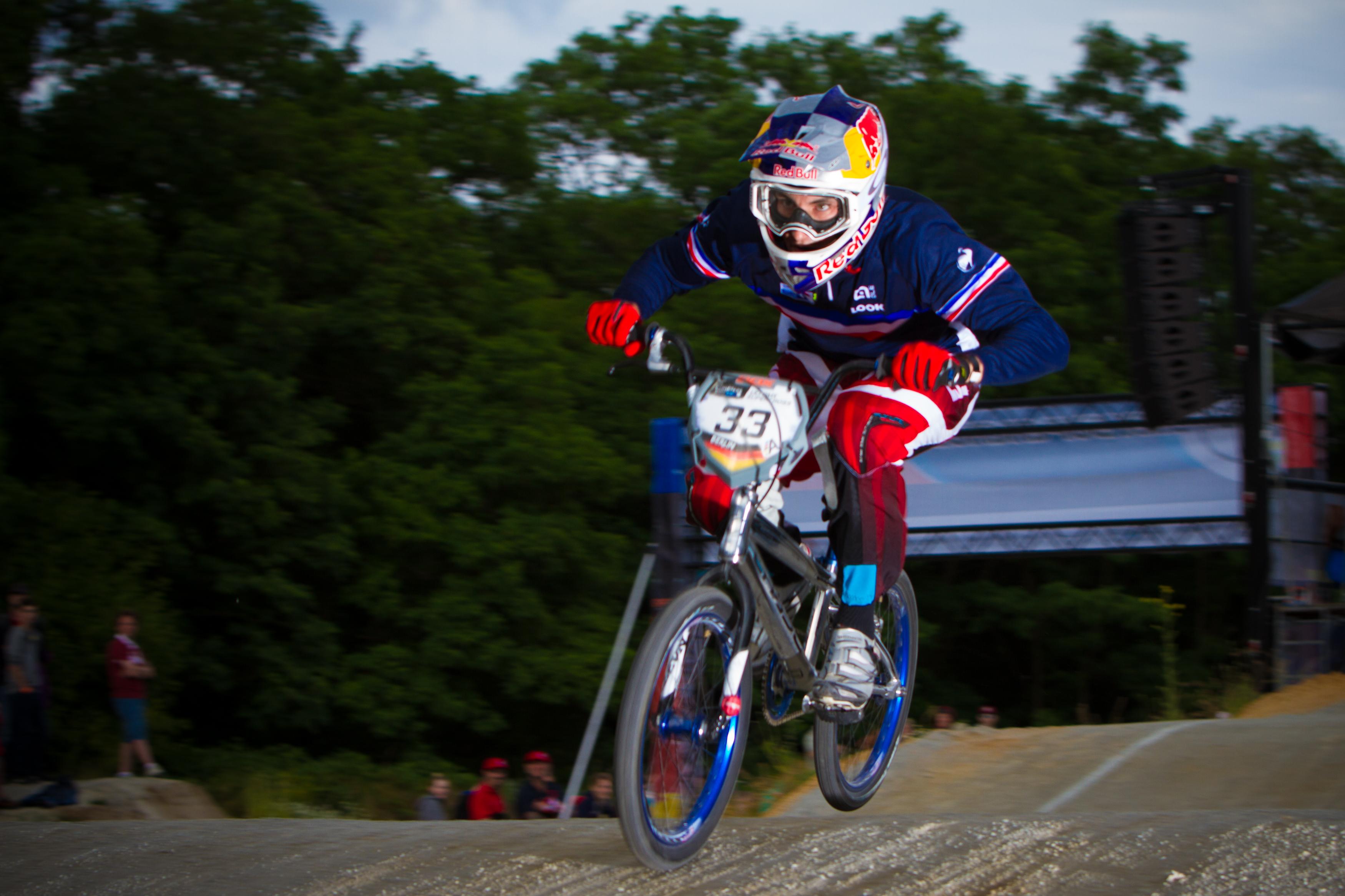 UCI BMX SX #3 – Chase BMX Report – Joris on the podium