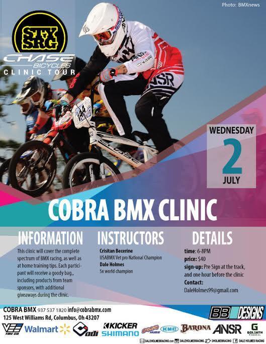 July 2 Clinic