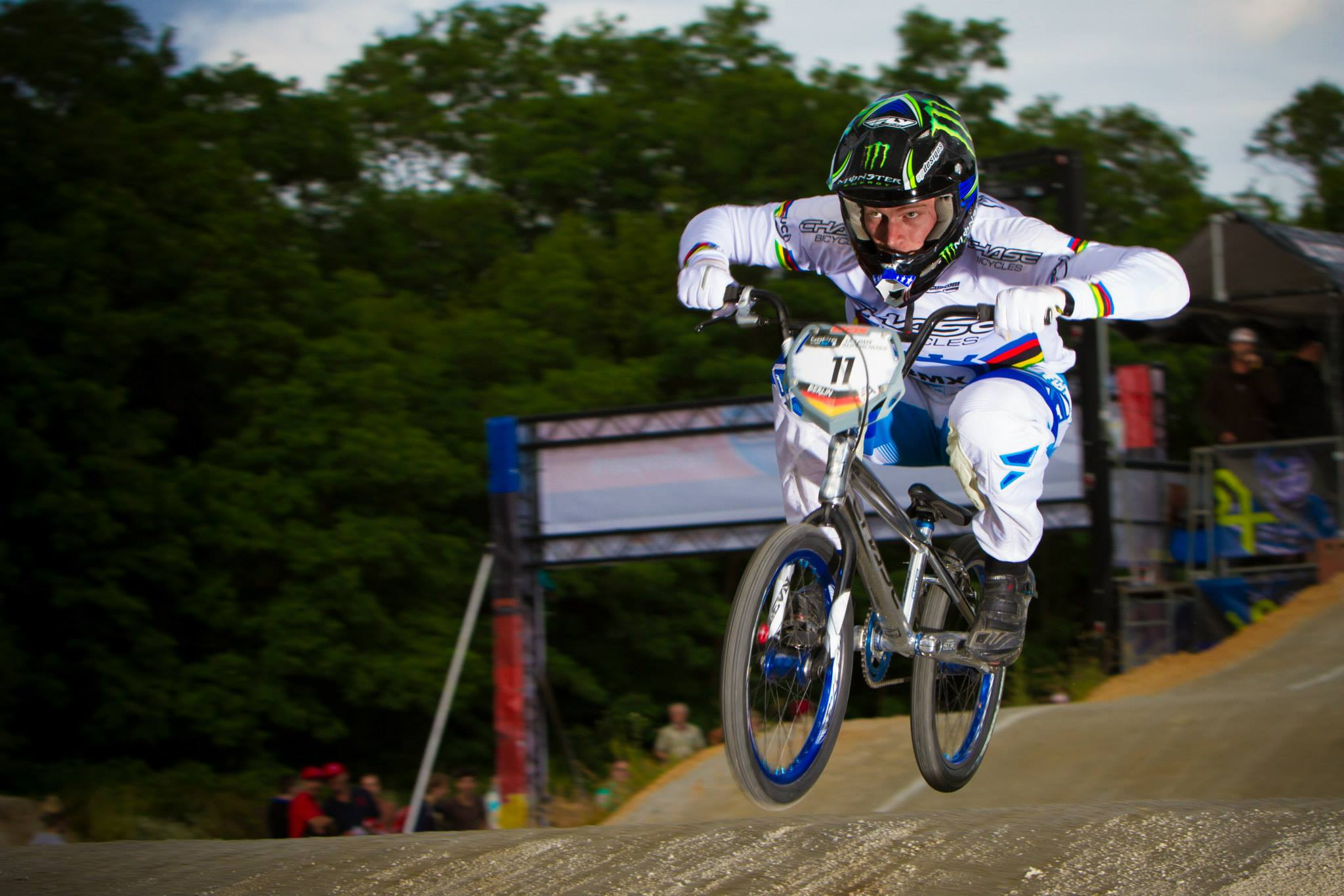 Chase Video Race Recap – UCI BMX Supercross #3 – Berlin, Germany