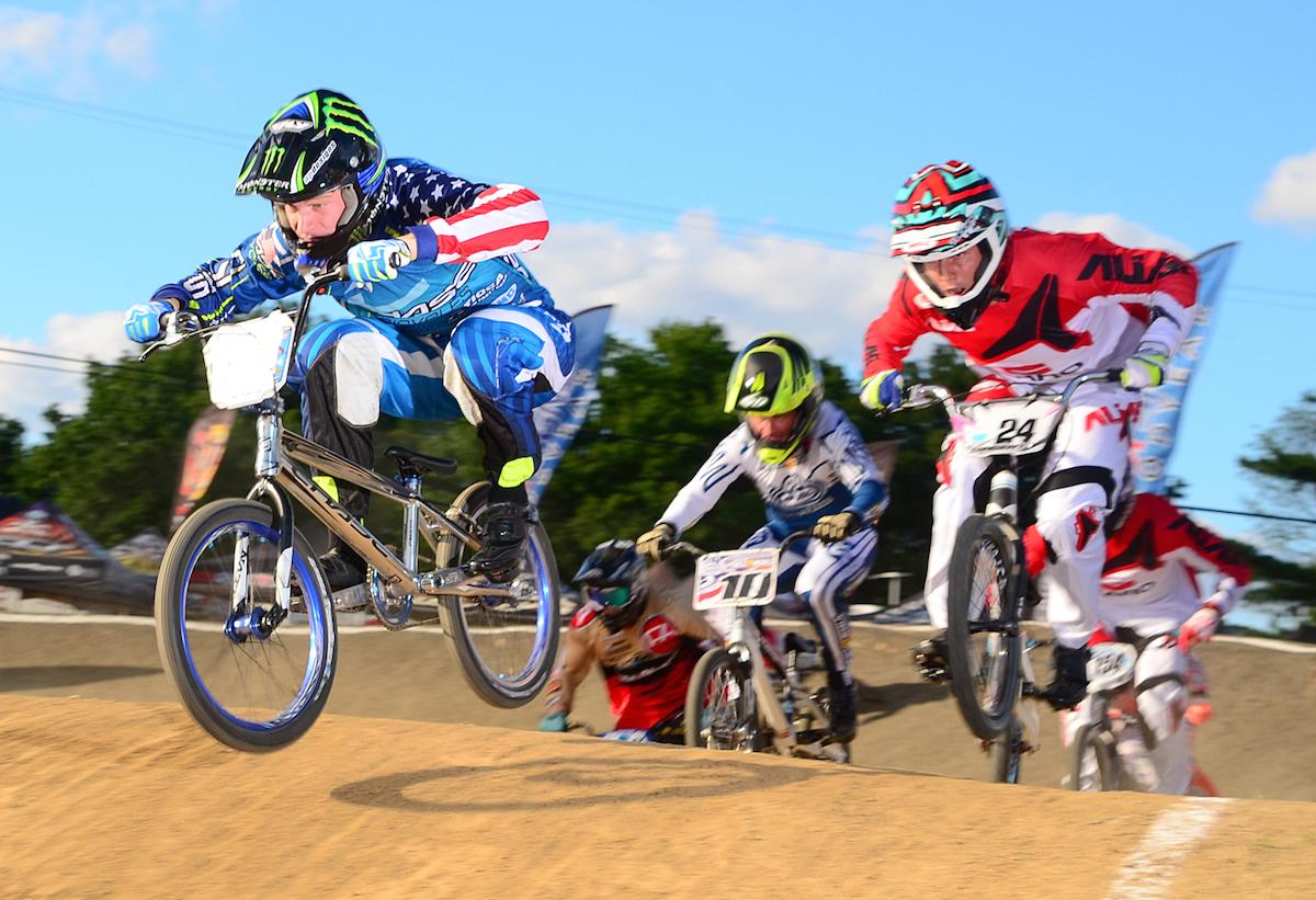 Chase BMX Race Report: USA BMX South Park, PA National