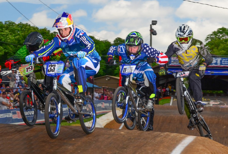 1 week away from the UCI BMX World Championships with Chase BMX