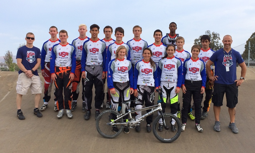 Chase & Tioga Team up for USA Cycling Devo Camp #3