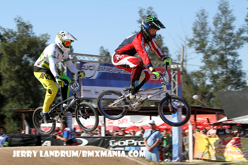 Chase BMX Race Report – UCI BMX SX World Cup #4 – Argentina