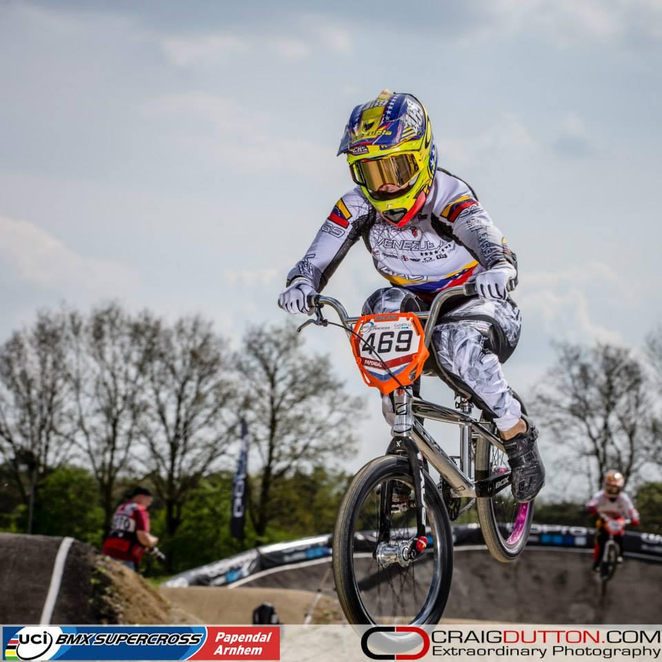 Chase BMX Video Edit – UCI BMX #2 Papendal, Holland Recap