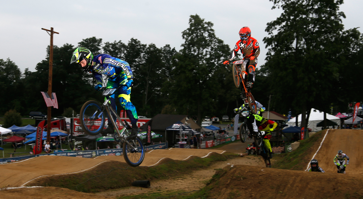 Connor Fields wins both days at the USA BMX Stars & Stripes Nationals