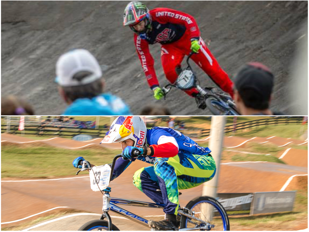 Connor Fields Wins UCI World Cup Time Trial, Joris Daudet finishes 2nd at USA BMX Derby City National