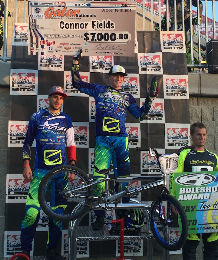 Chase BMX Race Report – USA BMX North American SX Race – Oldsmar, Florida