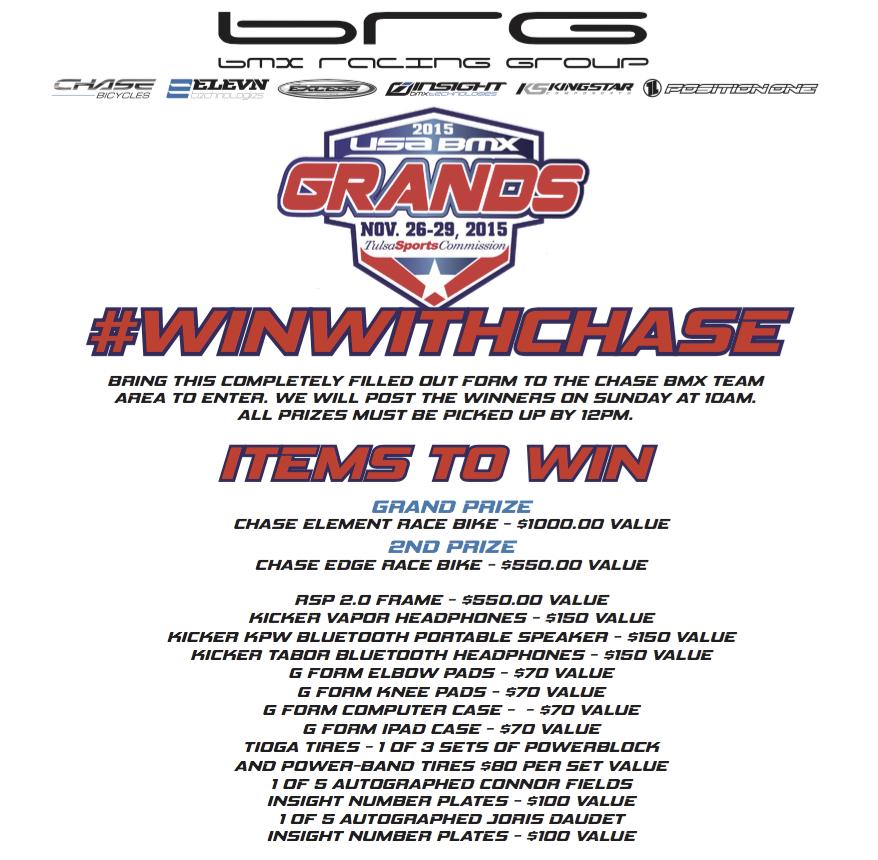 #WinWithChase