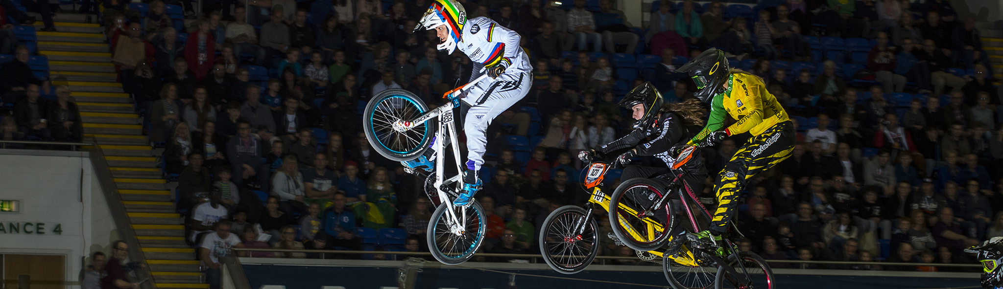 Chase BMX Race Report – UCI BMX World Cup #2 – Manchester, UK