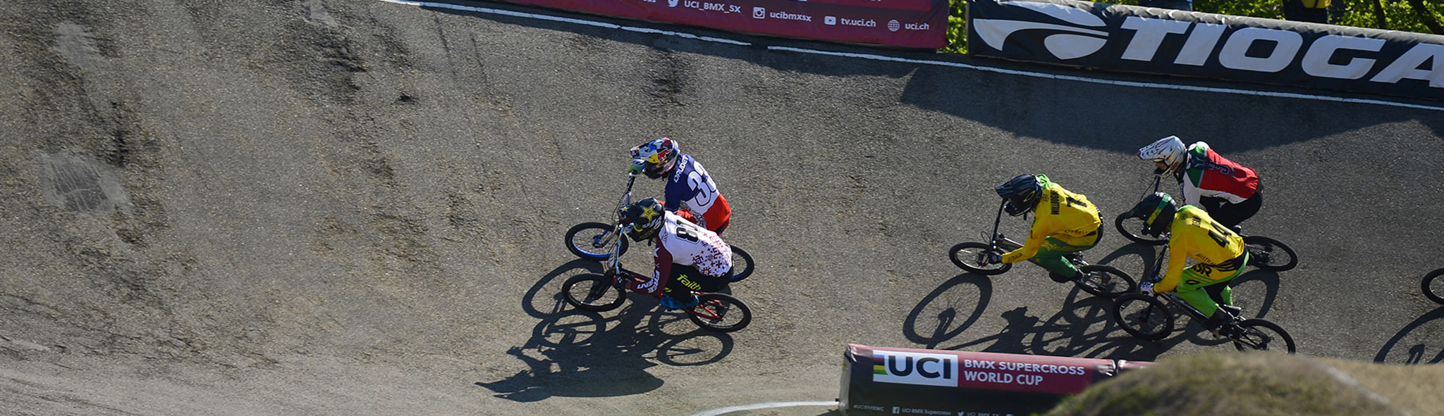 Chase BMX Race Report – UCI BMX Supercross World Cup – Papendal, The Netherlands
