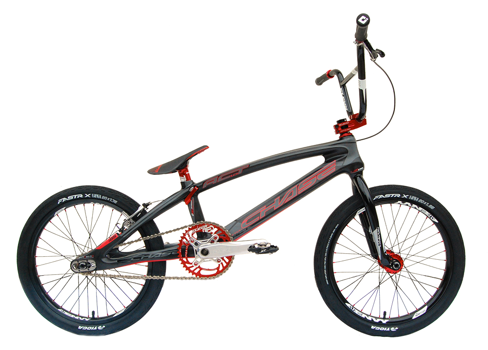 Sneak Peek for the Chase ACT Carbon BMX Frame – BMX RACING GROUP