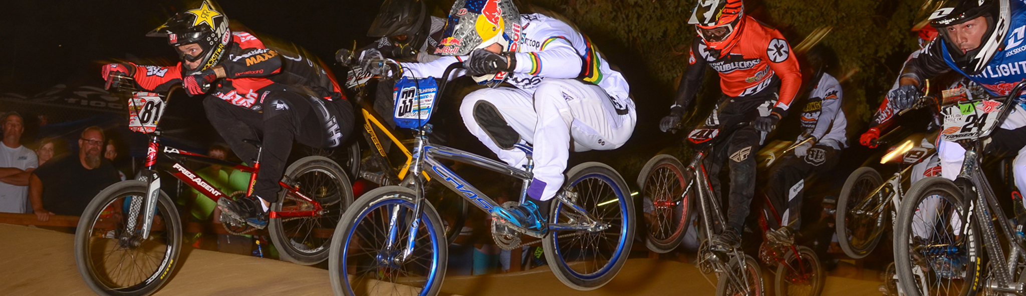 Joris Daudet takes the win and is on the podium both days at USA BMX Fall Nationals