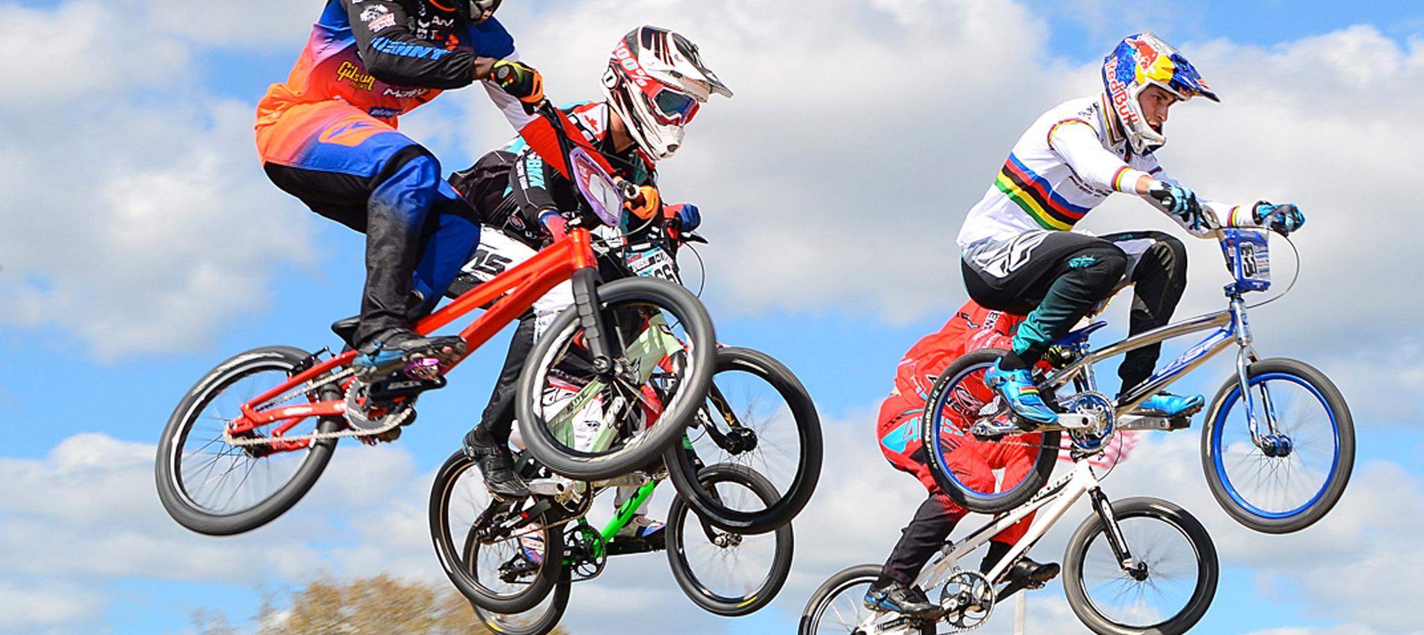 Joris Daudet – 2016 USA BMX #1 Pro and UCI BMX World Champion Profile