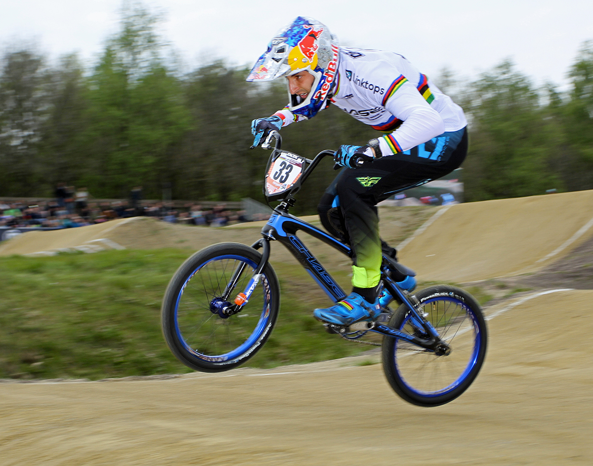 how to get started in bmx racing