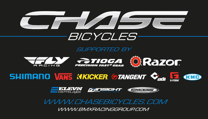 Chase Bicycles enters into a sponsorship partnership with Razor USA