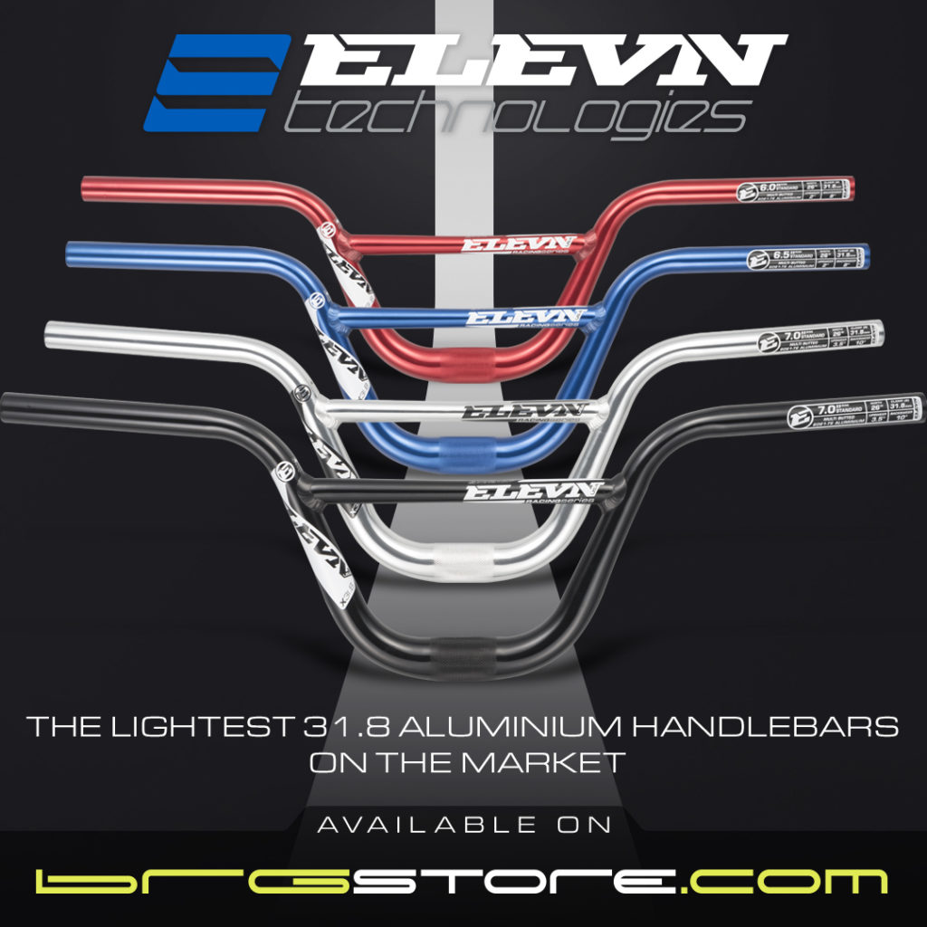 New Elevn 31.8 Alloy Handlebar